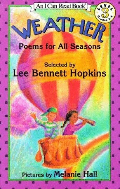 WEATHER POEMAS FOR ALL SEASONS