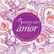 CINCO LENGUAJES DEL AMOR LIBRO COLOREAR ADULTOS