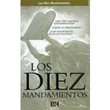 DIEZ MANDAMIENTOS FOLLETO B&H