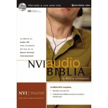 BIBLIA NVI BIBLIA AUDIO CD