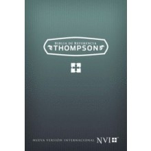BIBLIA NVI ESTUDIO THOMPSON T D