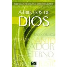 ATRIBUTOS DE DIOS FOLLETO B&H