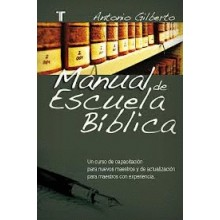 MANUAL ESCUELA BÍBLICA