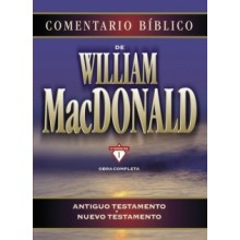 COMENTARIO BÍBLICO WILLIAM MACDONALD