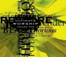 CD ULTIMATE WORSHIP VOL. 2 4 CDS