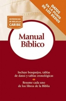MANUAL BÍBLICO BOLSILLO