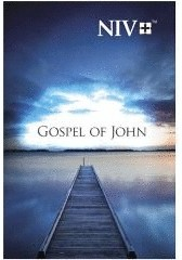 NVI GOSPEL OF JOHN POCKET