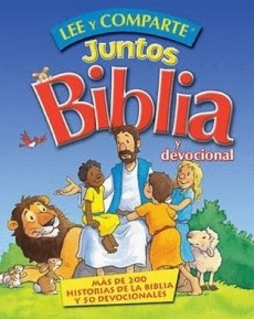 BIBLIA DEVOCIONAL LEE Y COMPARTE (TD)