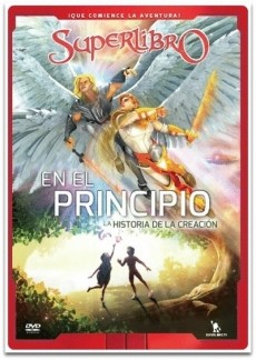 DVD SUPERLIBRO EN EL PRINCIPIO